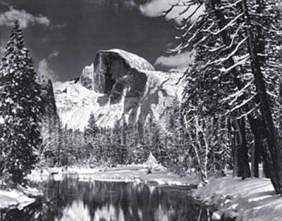 ansel-adams-half-dome--winter-180142